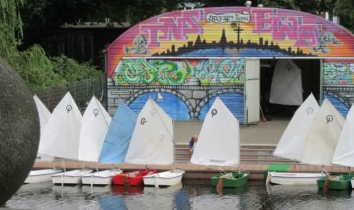 2015 Hamburg Optimisten