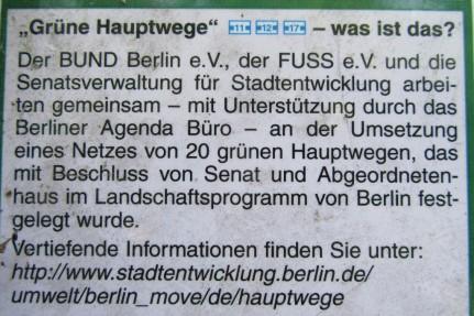 2015 Berlin: Grüne Hauptwege