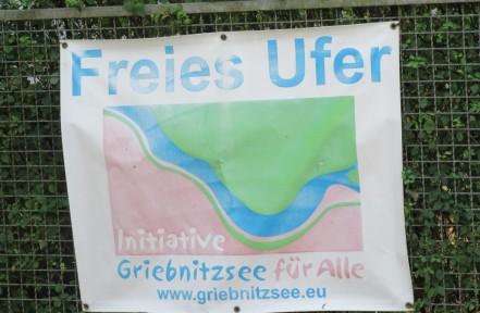 2015 Berlin: Freies Ufer Griebnitzsee