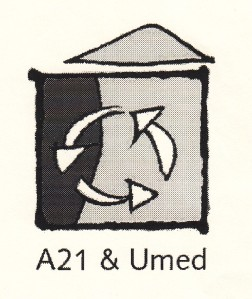 Agenda 21 & Environmental Health project logo