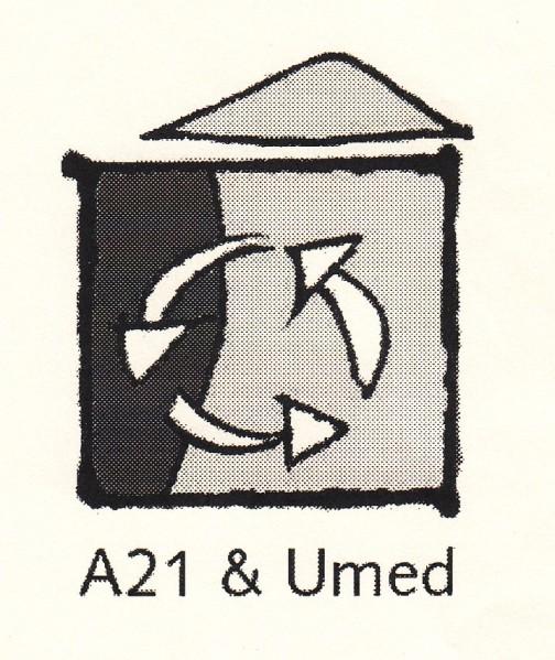 Agenda 21 & Environmental Health project logo