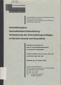 Fehr & Vogt 1999 U_GBE für TAB titel