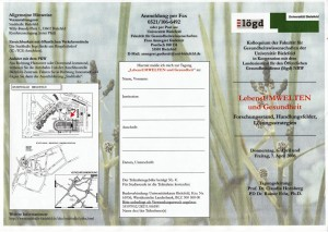 LebensU & G Fak-kolloq 2006 Flyer part1