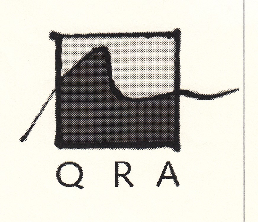 2001_07_18 QRA-Logo, Quantitative Risiko-Analyse