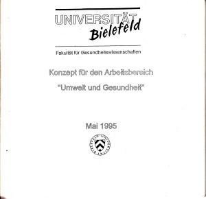 U&G an Fak GW Uni Bi 1995