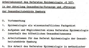 1981 Referat Epidemiologie