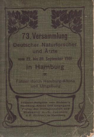 1901 Dt. Naturforscher & Ärzte: 73. Versammlung