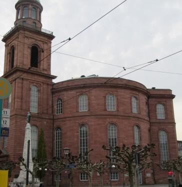 2015 Frankfurt: Paulskirche