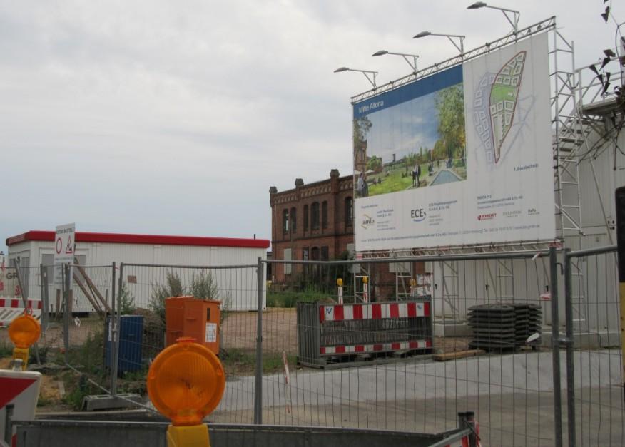 "2015_07_26 Hamburg-Altona: Städtebauprojekt ""Mitte Altona"""