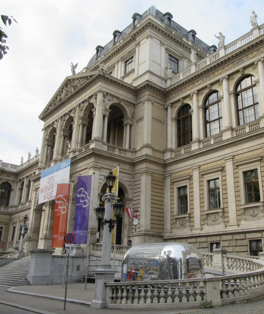 2015 Wien: Universität