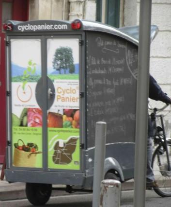 2015 Avignon: Cyclopanier