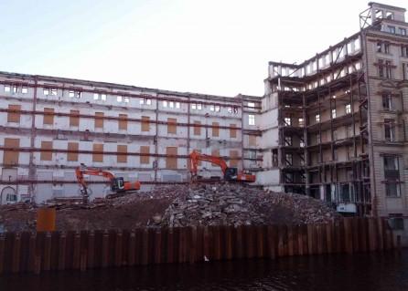 2015 HH: Umbau