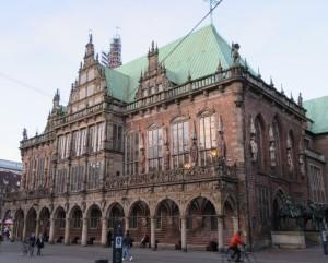 2016_02_11 Bremen, Rathaus