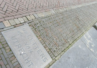 2016_02_26 Utrecht (NL), De letters van Utrecht