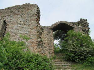 2016_05_20 Landkreis Marburg-Biedenkopf: Burgruine Frauenberg