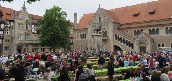 """2016_05_29 Braunschweig, """"6. Bürger-Brunch"""""""