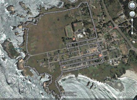 2008_09_03 Mendocino (CA), Headlands