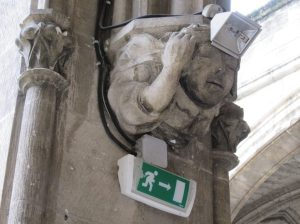 2015_03_21 Avignon (F), Cloître des Carmes