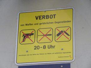 2015_12_16 Bremen Verbot von Waffen