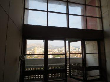 2014_03_11 Marseille (F), La Cité Radieuse (Le Corbusier)