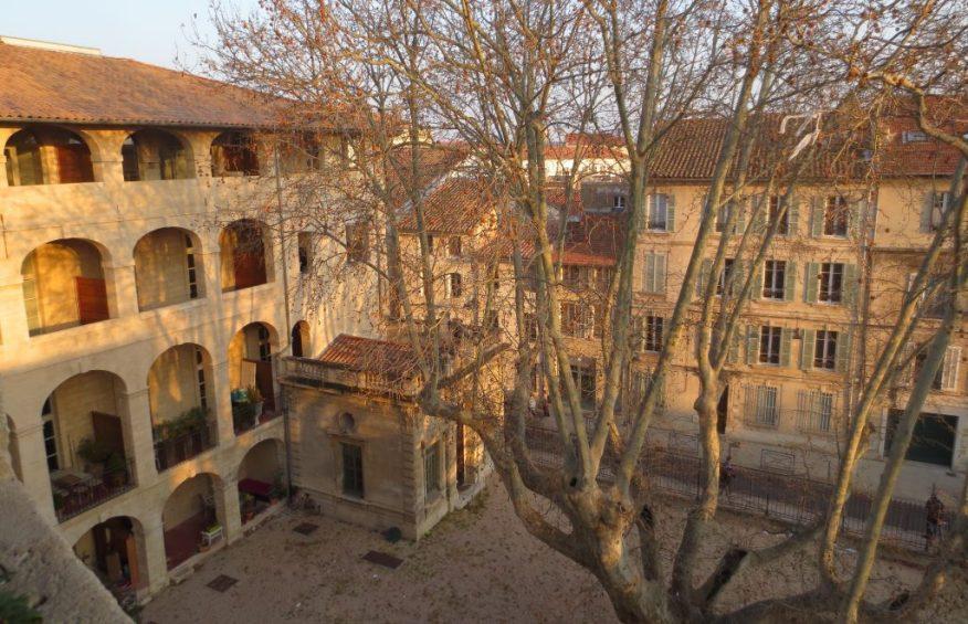 2014_03_13 Avignon (F), Le Clos des Arts