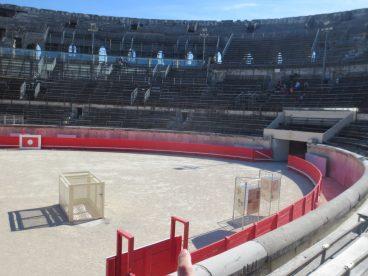 2014_03_19 Nîmes (F), Amphitheater