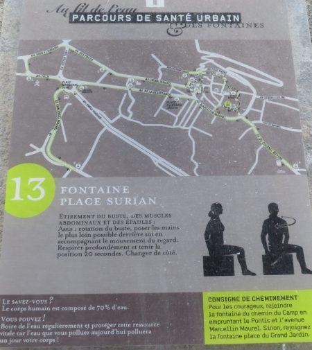 2014_03_24 Vence (F), Parcours de Santé