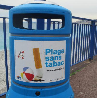 2014_03_27 Nizza (F), Plage sans tabac