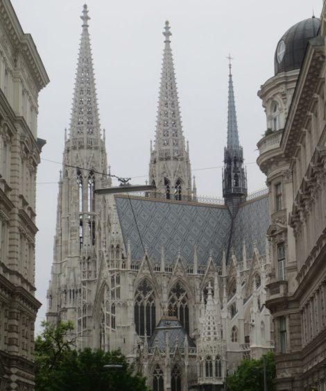 2014_05_03 Wien, Votivkirche