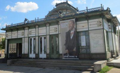2014_05_04 Wien, Karlsplatz: Wagner-Pavillon