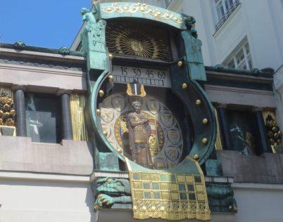 2014_05_04 Wien, Ankeruhr