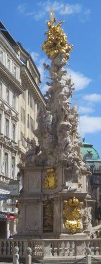 2014_05_04 Wien (A), Pestsäule