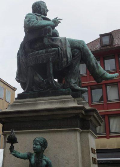 2014_05_24 Heilbronn, Denkmal Robert Mayer