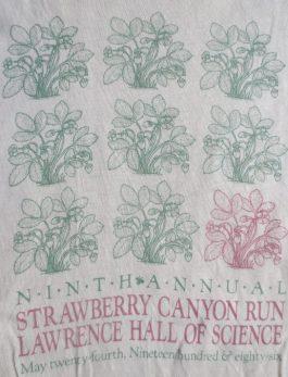 1986_05_24 Strawberry Canyon Run