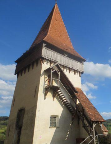 2013_09_02 Siebenbürgische Kirchenburg