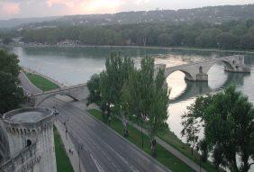 2011_09_03 Avignon (F), Pont Sain-Bénezet
