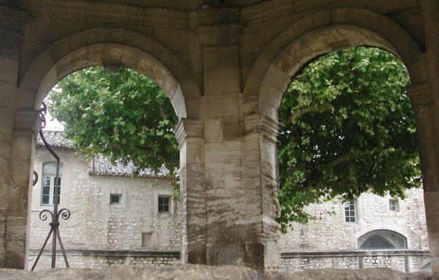 2011_09_04 Villeneuve-Lez-Avignon (F), Kartäuser-Kloster / La Chartreuse