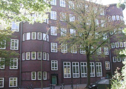 2011_09_29 Hamburg-Barmbek, Schule Langenforth