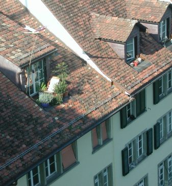 2011_10_22 Bern (CH), Dachterrasse