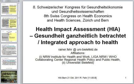 2011_10_21 HIA - Gesundheit ganzheitlich, Kongress Ges.ökonomie, Bern [11-05-B]