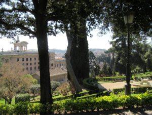 2017_03_29 Roma (I), Giardini Vaticani
