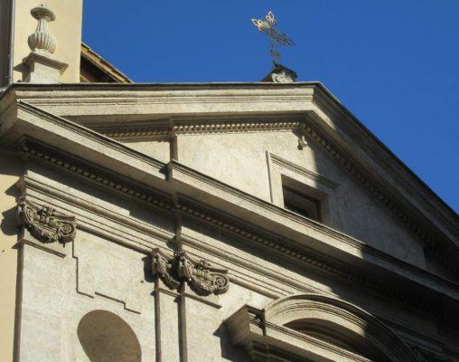 San Nicola dei Lorenesi, Roma