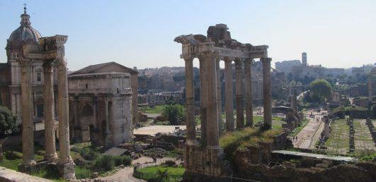 2017_03_31 Roma (I), Forum Romanum