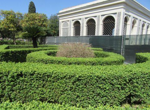 Orti Farnesiani sul Palatino, Roma
