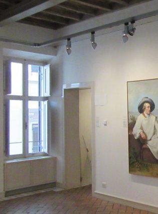 2017_04_01 Roma (I), Casa di Goethe