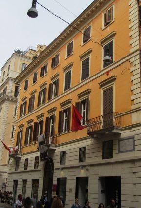 Casa di Goethe, Roma