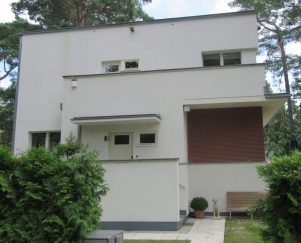 Berlin-Zehlendorf, Bauten von Richard Neutra