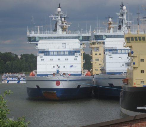 Helsinki: Icebreakers, 11 Jun 2013