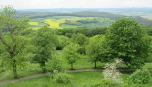 2016_05_20 Vom Frauenberg b. Marburg