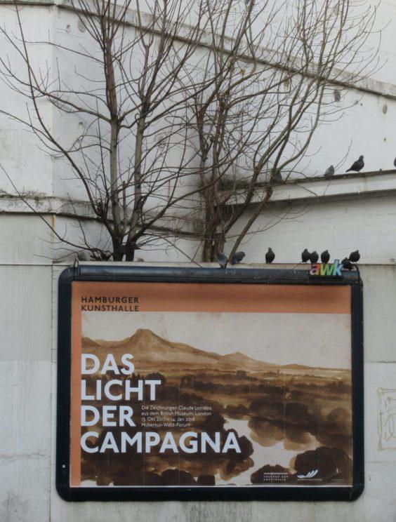 2017_12_29 Hamburg, Kunsthalle: Das Licht der Campagna